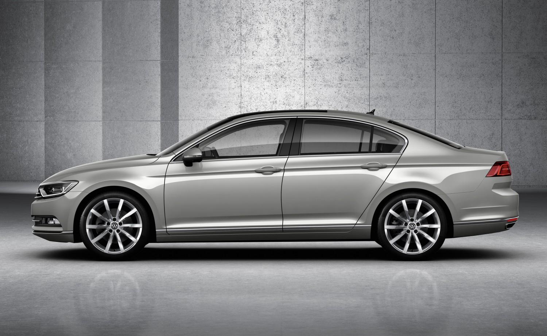 VW Passat Limusine silber