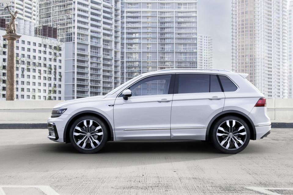 VW Tiguan SUV r-line_5